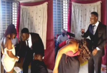 Pastor Ask His Female Members To Take Off Their Panties And Shave Their Private Part Hair During Church Program