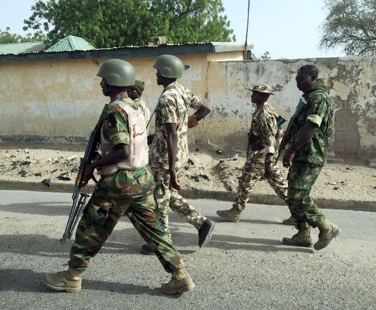 army and police in nigeria