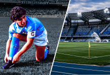 Napoli To Rename San Paolo Stadium After Argentine Legend Diego Maradona