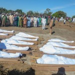 43 Rice Farmers Slaughtered By Boko Haram Terrorists In Borno Buried
