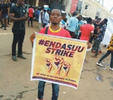 ASUU's Strike Without End