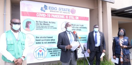 39 Edo Health Workers Infected In 72 Hours