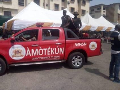 Amotekun Kills 3 Youths In Oyo Over Carnival