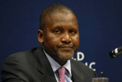 Another American Mistress Says She Dated Dangote