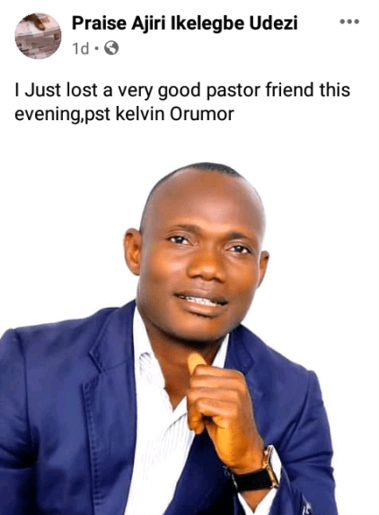 Armed Robbers Kill Pastor During Attack At A Shopping Complex In Delta