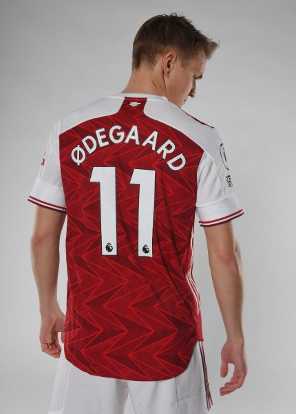 Arsenal Complete Loan Signing Of Midfielder Martin Odegaard From Real Madrid