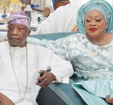 Billionaire Lotto Businessman Kessington Adebutu Loses Wife To Death