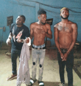 Cultists arrested for threatening to kill a man who refused to join them in Ogun