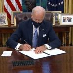 Executive Orders Biden Signed On Day One As United States President