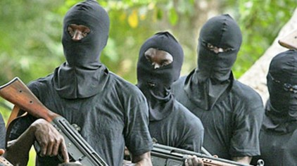 Gunmen Abduct 25 Youths Returning From A Wedding Ceremony
