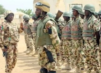 How Troops Battle Islamic State, Boko Haram To Regain Seized Military Base
