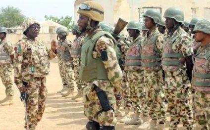 How Troops Battle Islamic State, Boko Haram To Regain Seized Military Base