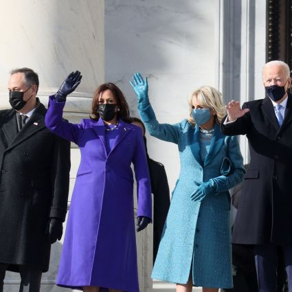 Inauguration Of Joe Biden As United States President