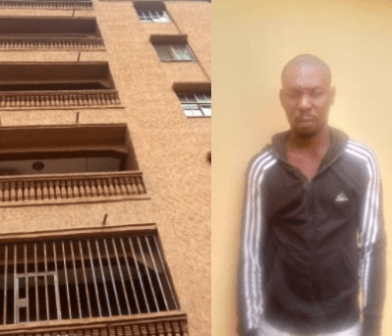 Lady Dies After Her Boyfriend Pushed Her From A Five-Storey Building