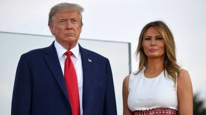 Melania Trump Makes First Comments After Attack On The Capitol