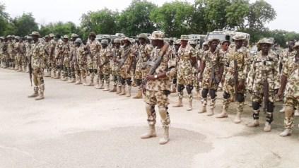 Mob Kill Soldier For Shooting Four Civilians In Maiduguri