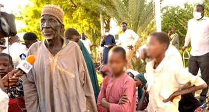 More Than 100 Kidnapped Persons Rescued In Katsina State