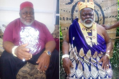 Nollywood Actor Jim Lawson Maduike Is Dead!
