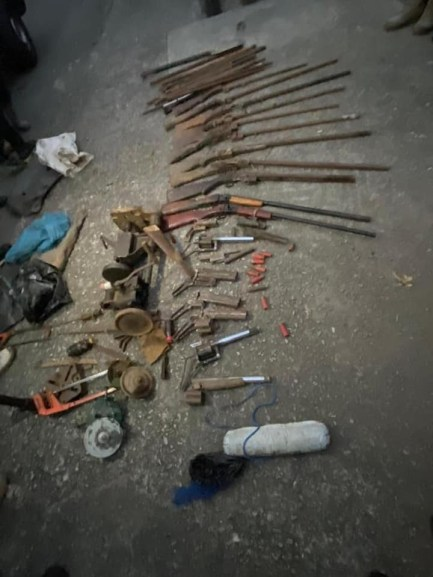 Operation Akpakwu Uncovers Illegal Gun Manufacturing Factory For Criminals In Cross River