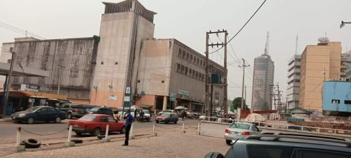Photos Of A Street In Ibadan In 1976 And 2020 Goes Viral Online