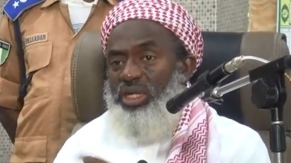 Abducted Kagara School Children And Others May Regain Freedom On Sunday - Sheik Gumi
