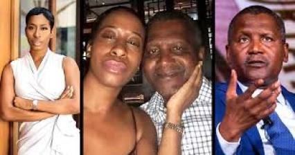 Dangote Girlfriend Autumn Spikes Evicted From U.S. Apartment For Owing Six Months' Rent