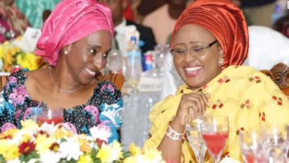 Dolapo Osinbajo celebrates Aisha Buhari on her 50th birthday