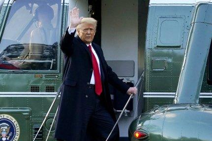 Donald Trump Denies Inciting Capitol Riots, Claims Senate Has No Power To Impeach Him