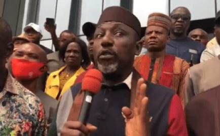 Don't Take My Calmness For Granted - Rochas Okorocha Warns Governor Uzodinma