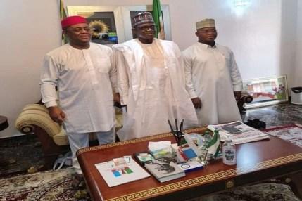 Femi Fani-Kayode Has Joined Our Party APC - Gov Yahaya Bello