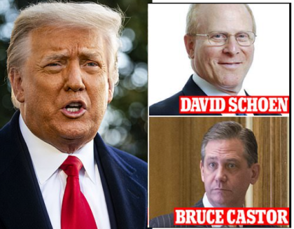 Former US President Trump Hires New Defence Team To Fight Impeachment
