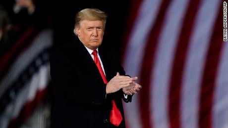 Former US President Trump Stockpiles $31m In Donations From Supporters As He Faces A Second Impeachment Trial