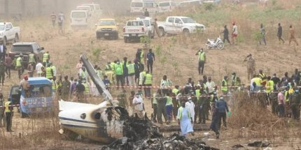 NAF Releases List Of Military Crash Victims In Abuja