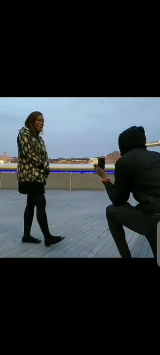 Rapper Ikechukwu Proposes To His Girlfriend