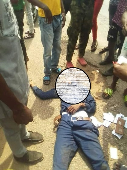 See Photos As Man Dies In Car Accident 12 Days To His Wedding