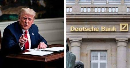 Trump's Private Bankers Left Deutsche Bank Over New York Real Estate Deal