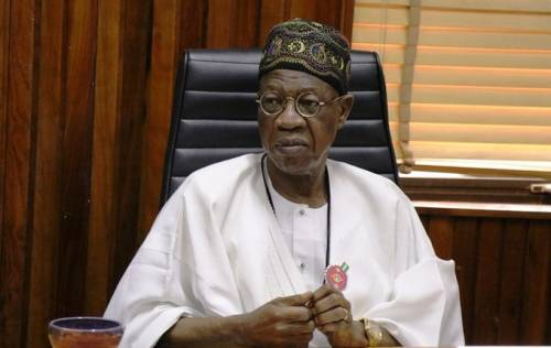 You're Destroying Party Over Your Plan To Be Godfather, Control Governor — Ex-senator Blasts Lai Mohammed