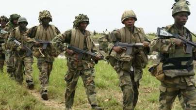 Army Denies Claims That Many Soldiers Died As Bandits Stormed Military Base