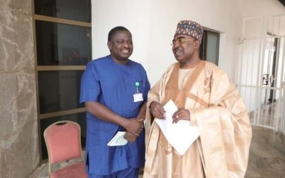 Buba Marwa And The Bad Guys - By Femi Adesina