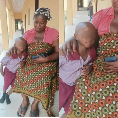 Four Year-Old Boy Rescued From His Abductors In Anambra