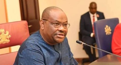 Governor Wike Sacks Environment Commissioner