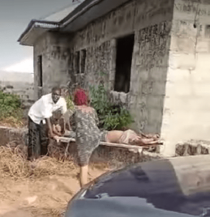 Headless Body Of Woman With Blood Drained Found In Uncompleted Building In Delta State