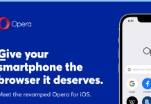 Here Is The New Name And New Look For The Opera Browser For iPhone And iPad