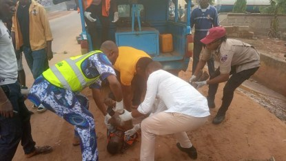Nigerian Man Dies In Fatal Accident In Anambra