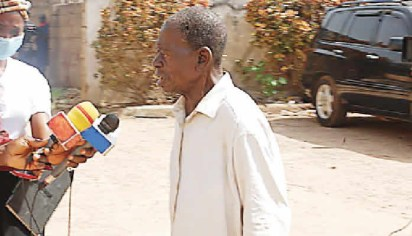 See Photo Of A 65-Year-Old Man Arrested For Defiling 10-Year-Old Girl In Kwara