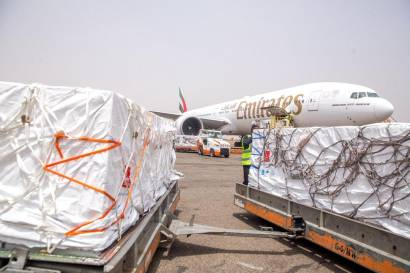 See What NCDC Have To Say As First Batch Of COVID-19 Vaccines Arrives Nigeria
