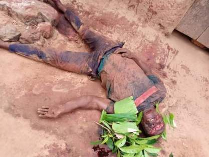 Suspected Fulani Herdsmen Kills 25 Persons In Ebonyi State