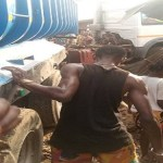 Truck Crushes Shop Owner To Death In Abeokuta