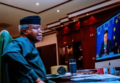 VP Yemi Osinbajo Speaks About The Deployment Of Solar Power Connections To 5 Million Households