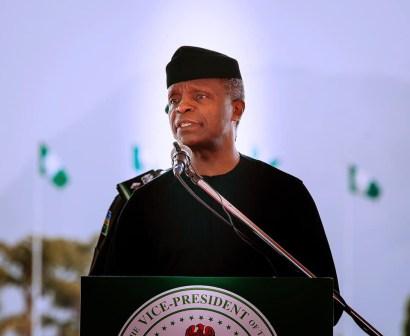 Visas Might Be Needed To Travel To Kano If Nigeria Splits - Yemi Osinbajo